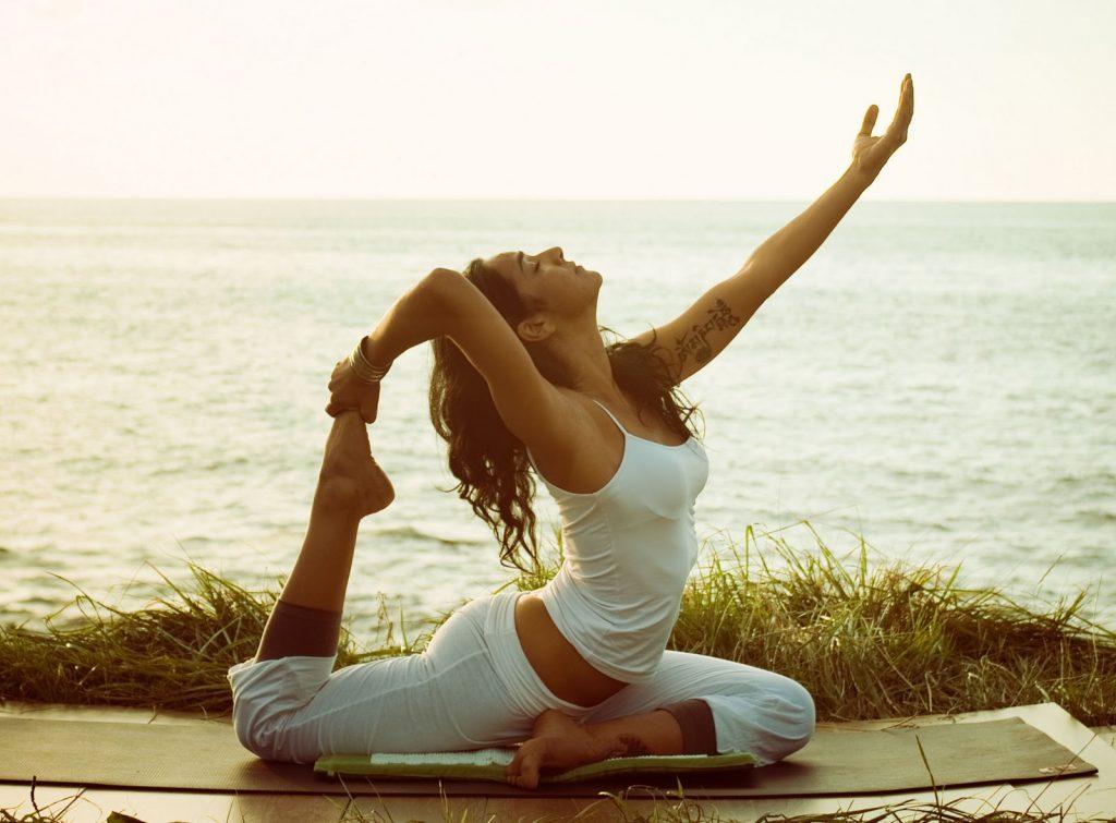 yoga giảm mỡ 1