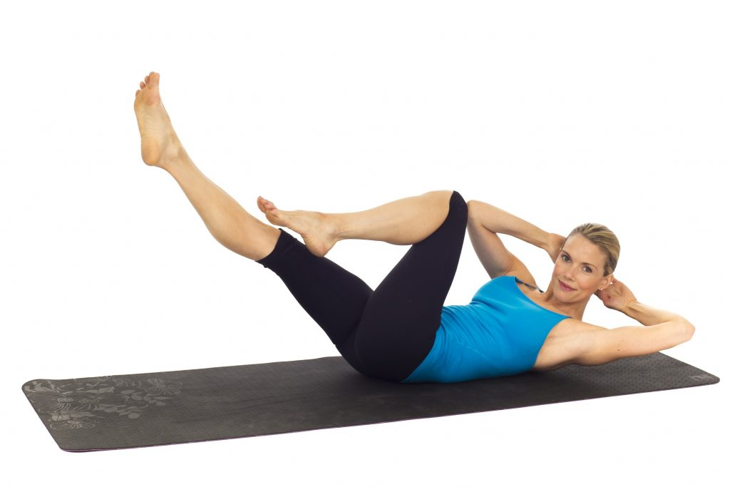 yoga giảm mỡ 4