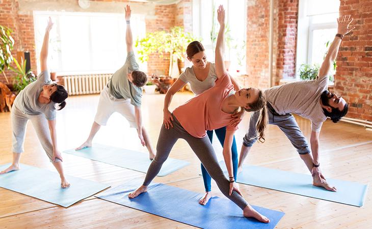 bài tập thể dục training small