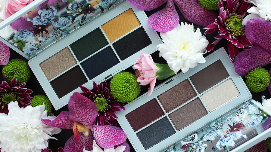 bảng phấn mắt Nars x Erdem Eyeshadow Palettes Fleur Fatale và Night Garden