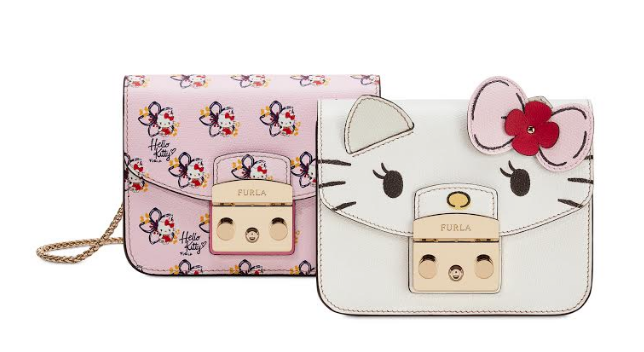 furla hello kitty