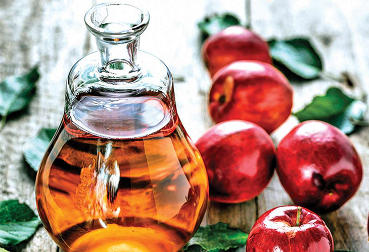 cách làm đẹp da giấm táo