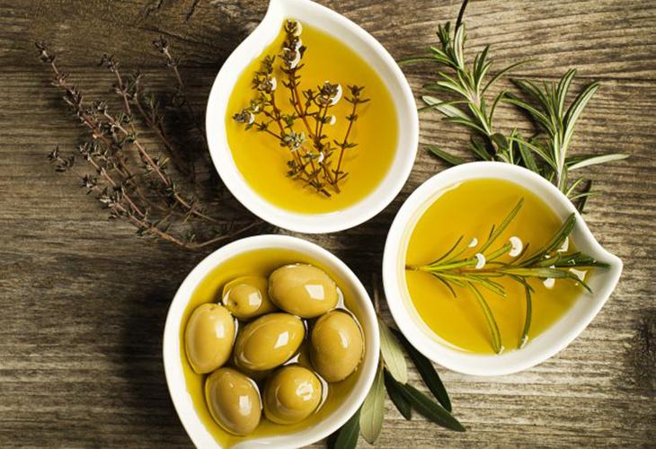cách làm đẹp da olive