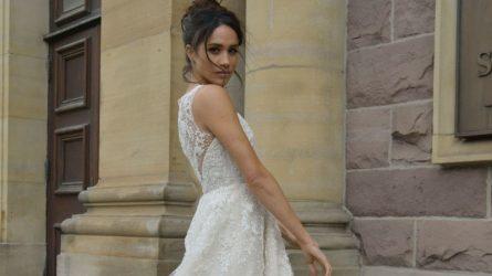 Những quy tắc về váy cưới mà cô dâu hoàng gia Meghan Markle phải tuân thủ