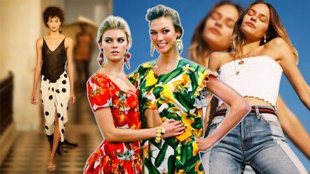 8 xu hướng thời trang không thể bỏ qua khi đi biển hè này