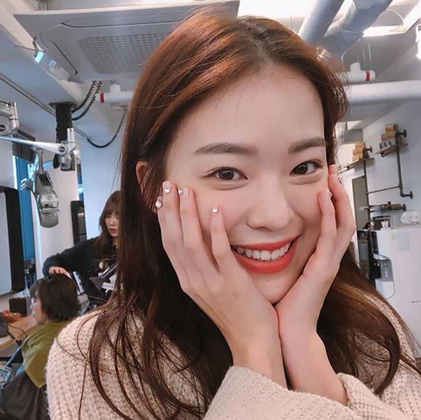beauty blogger Hàn Quốc Ha Neul