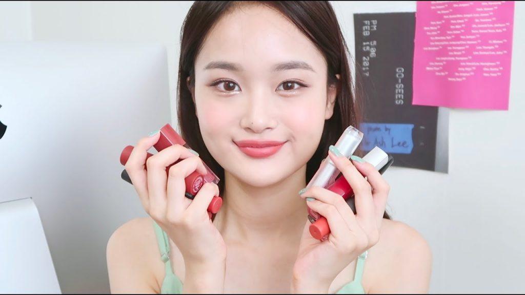 beauty blogger Hàn Quốc leeanfilm