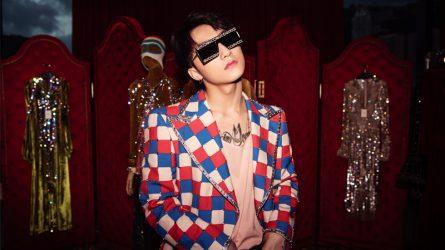 Sơn Tùng M-TP tham dự triển lãm BST Gucci Thu Đông 2018