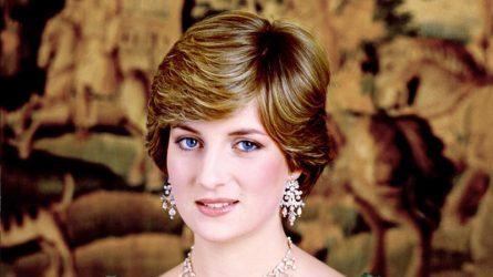 Những kiểu tóc ngắn gắn liền với Công nương Diana