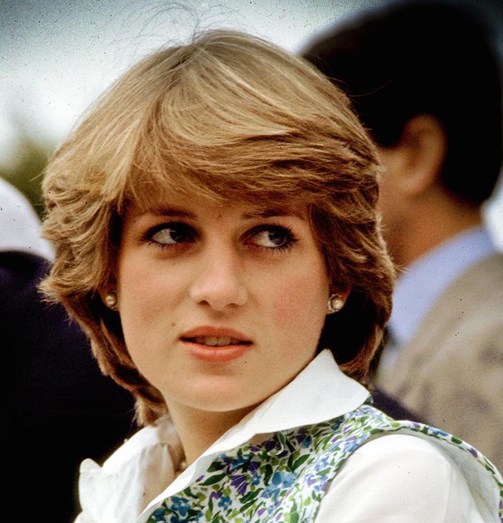 kiểu tóc đẹp Diana 2