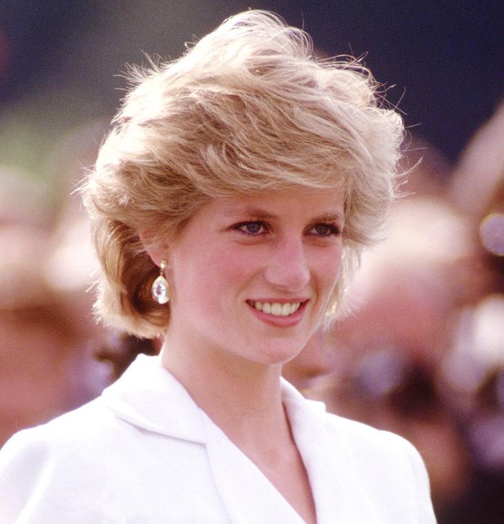 kiểu tóc đơn giản Diana 10