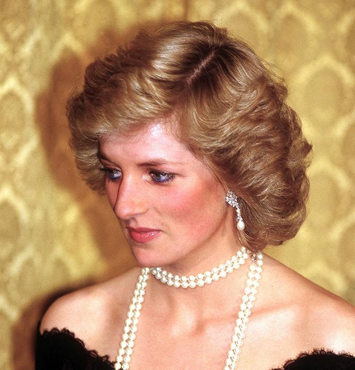kiểu tóc đơn giản Diana 12