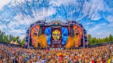 Lễ hội âm nhạc mùa Hè: Thời gian cuồng nhiệt