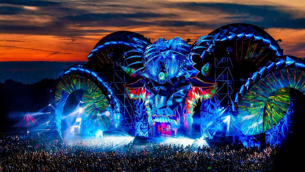 lễ hội âm nhạc 10