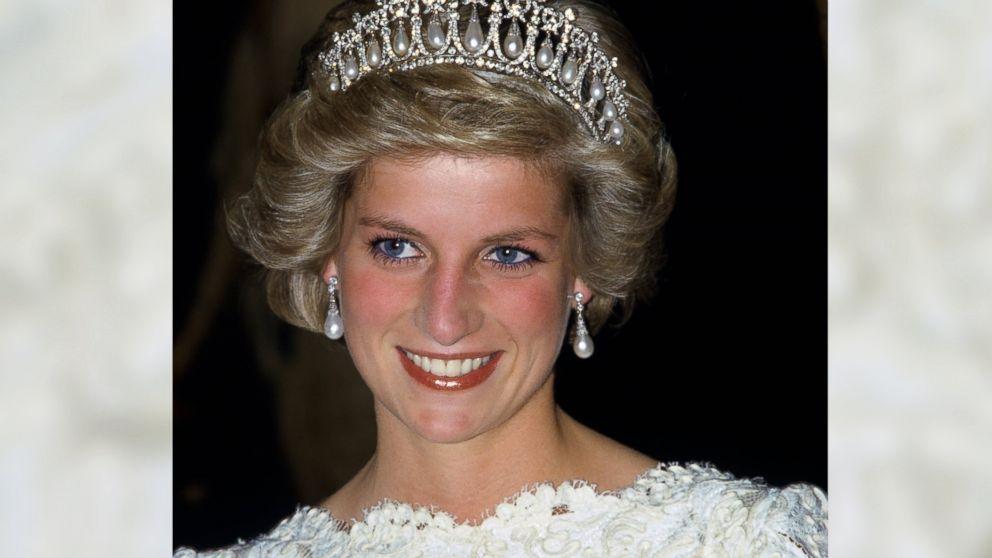 phong cách trang điểm Diana 3