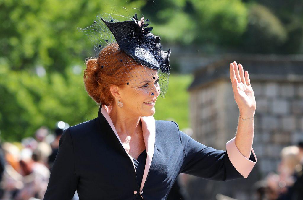 trang điểm dự tiệc hoàng gia Duchess of York