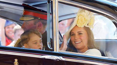Công nương Kate Middleton diện lại thiết kế cũ trong ngày cưới hoàng tử Harry