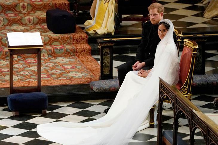 Đám cưới Hoàng tử Harry 9