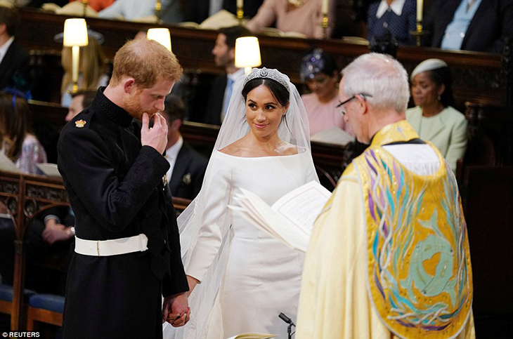 Đám cưới Hoàng tử Harry 11