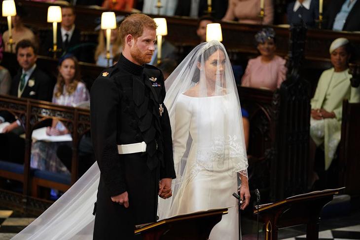 Đám cưới Hoàng tử Harry 12