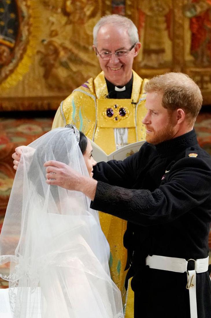 Đám cưới Hoàng tử Harry 15