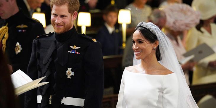 Đám cưới Hoàng tử Harry 16