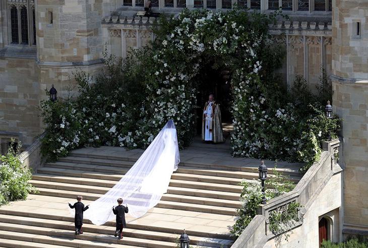 Đám cưới Hoàng tử Harry 2