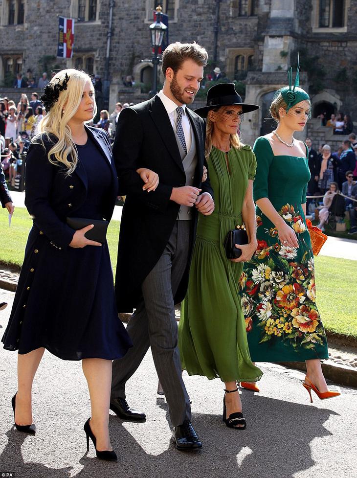 Đám cưới Hoàng tử Harry 30
