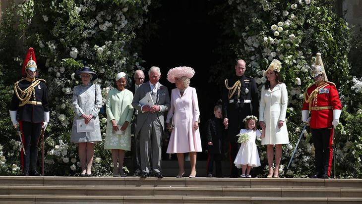 Đám cưới Hoàng tử Harry 31