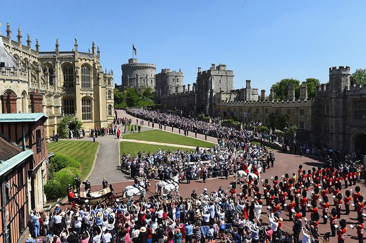 Đám cưới Hoàng tử Harry 45