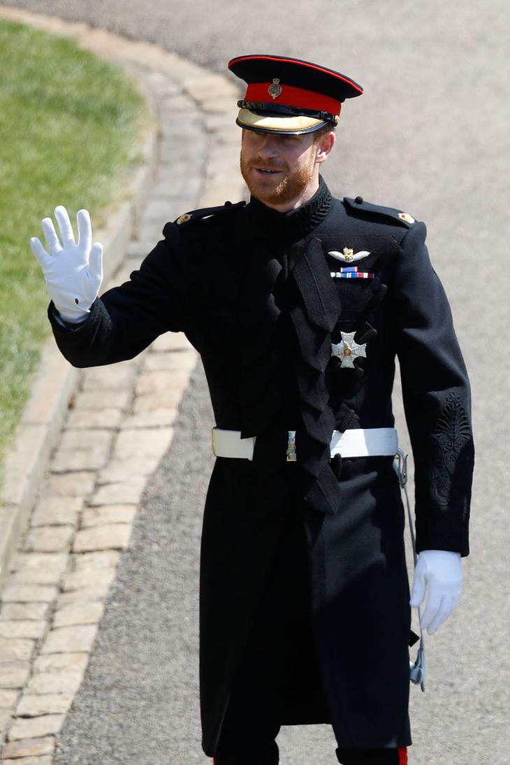 Đám cưới Hoàng tử Harry 4