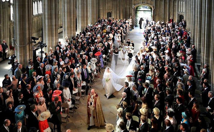 Đám cưới Hoàng tử Harry 6