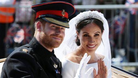 Toàn cảnh đám cưới hoàng gia Anh của Hoàng tử Harry và Meghan Markle