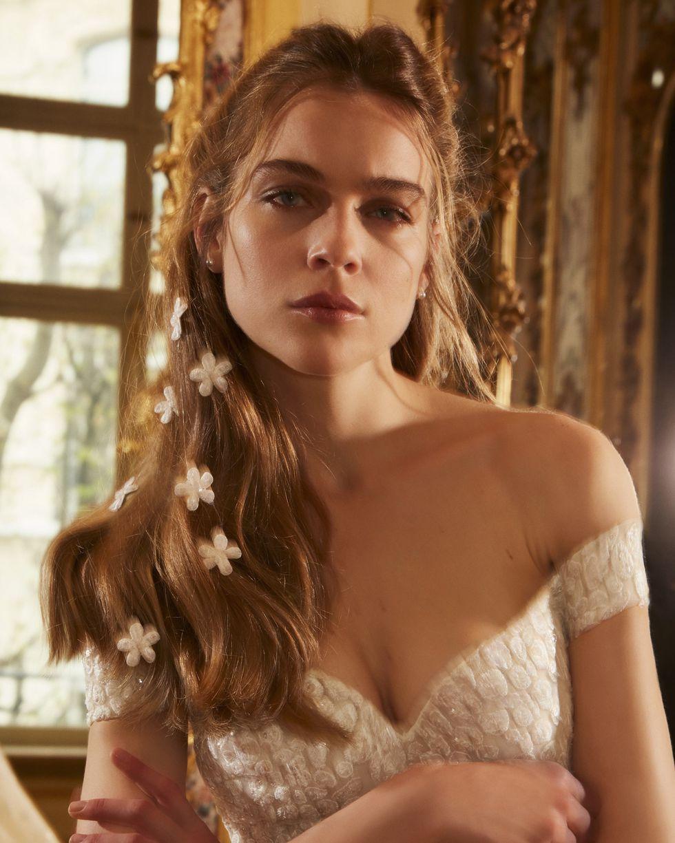trang điểm cô dâu Elie Saab 2