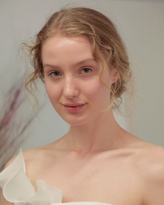 trang điểm cô dâu angel sanchez