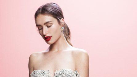 Xu hướng làm tóc và trang điểm cô dâu từ Bridal Fashion Week Xuân 2019