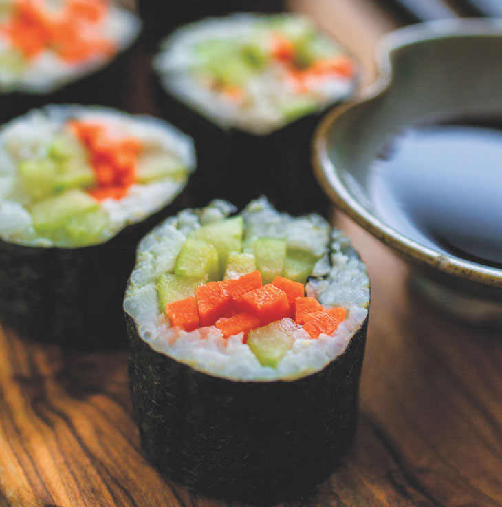 cách ăn sushi 5