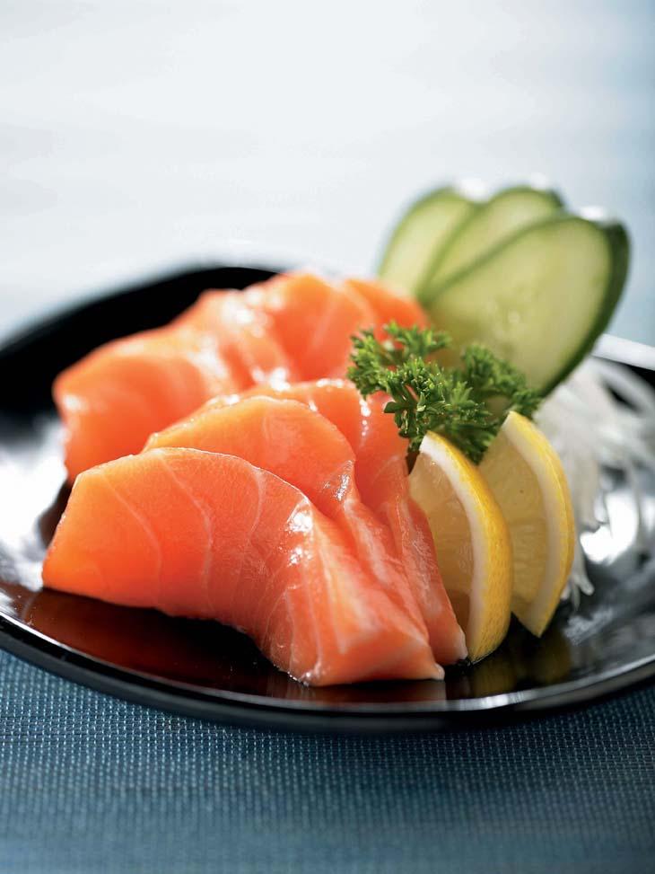 cách ăn sushi 1