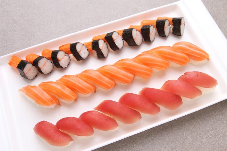 cách ăn sushi 2