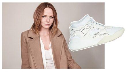 Stella McCartney là thương hiệu đầu tiên sản xuất giày sneakers thân thiện với môi trường