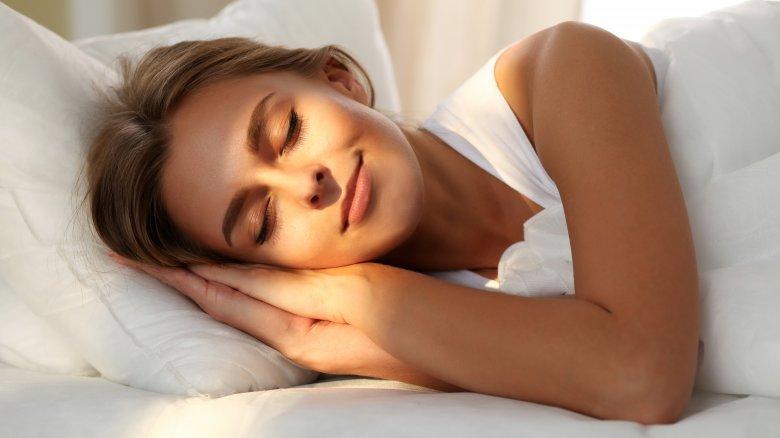 chăm sóc da ngủ ngon