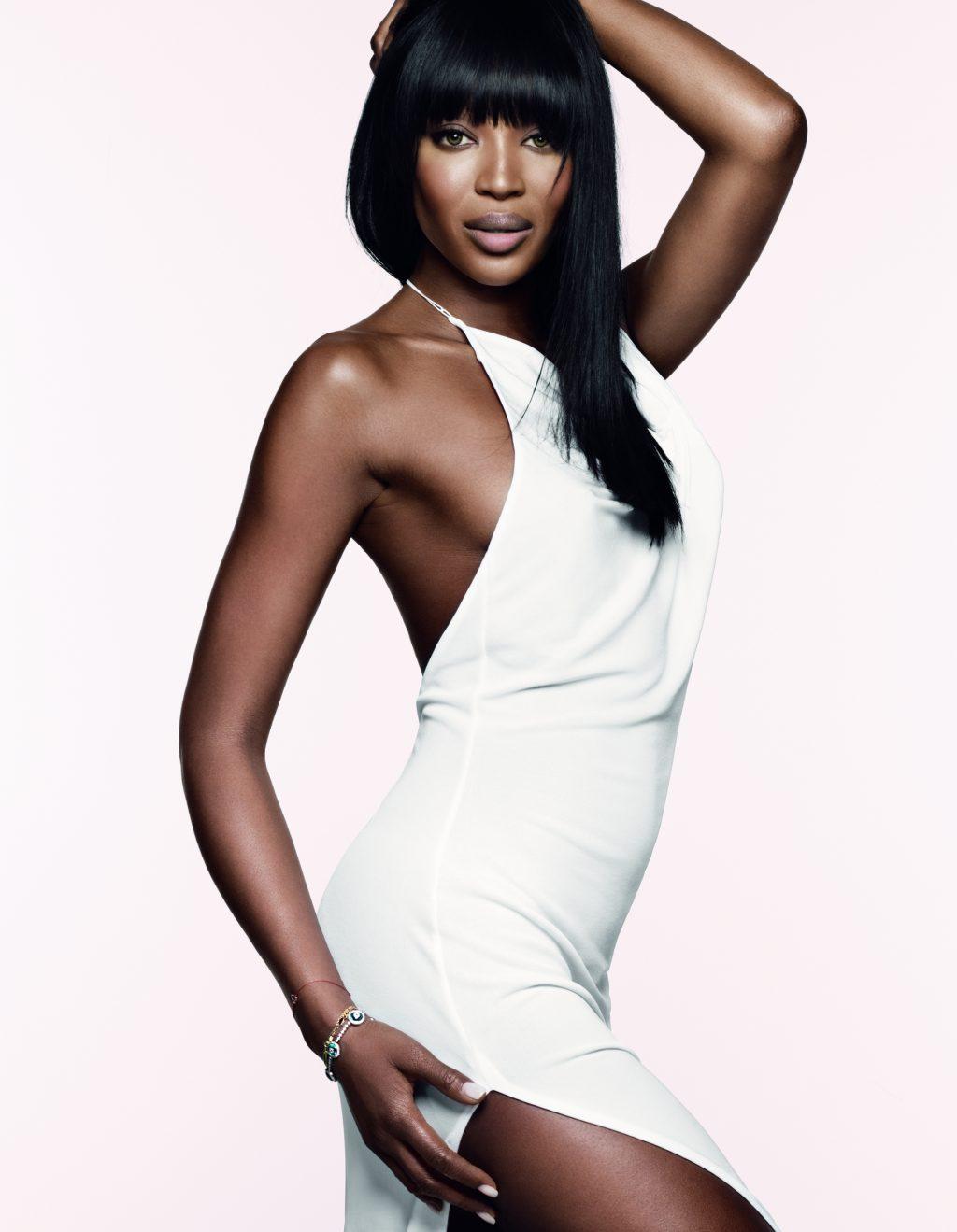 Siêu mẫu Naomi Campbell 3