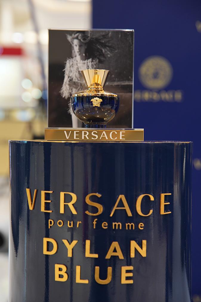 Versace Pour Femme Dylan Blue 3