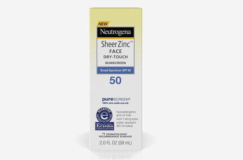 kem chống nắng vật lý Neutrogena