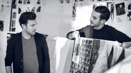 NTK Nicolas Ghesquière tiếp tục hành trình sáng tạo cùng Louis Vuitton