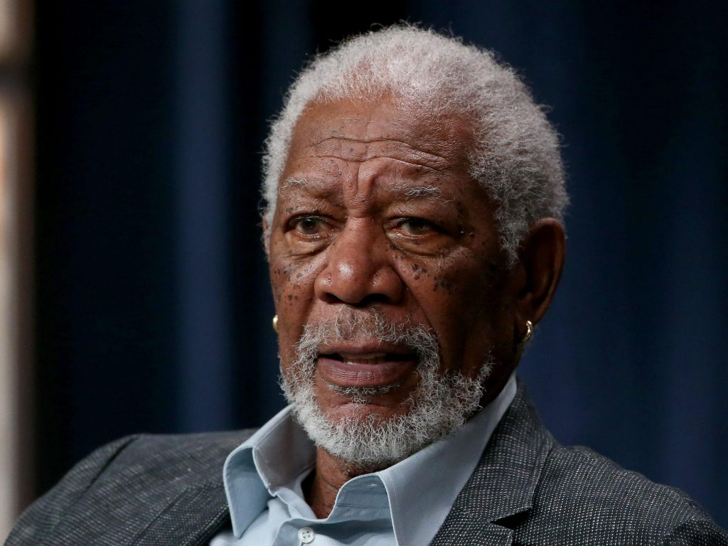 Morgan Freeman 2