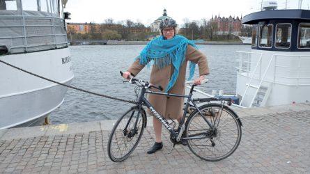 Birgitta Tennander: Sống bền vững - Cần hành động & đi đường dài
