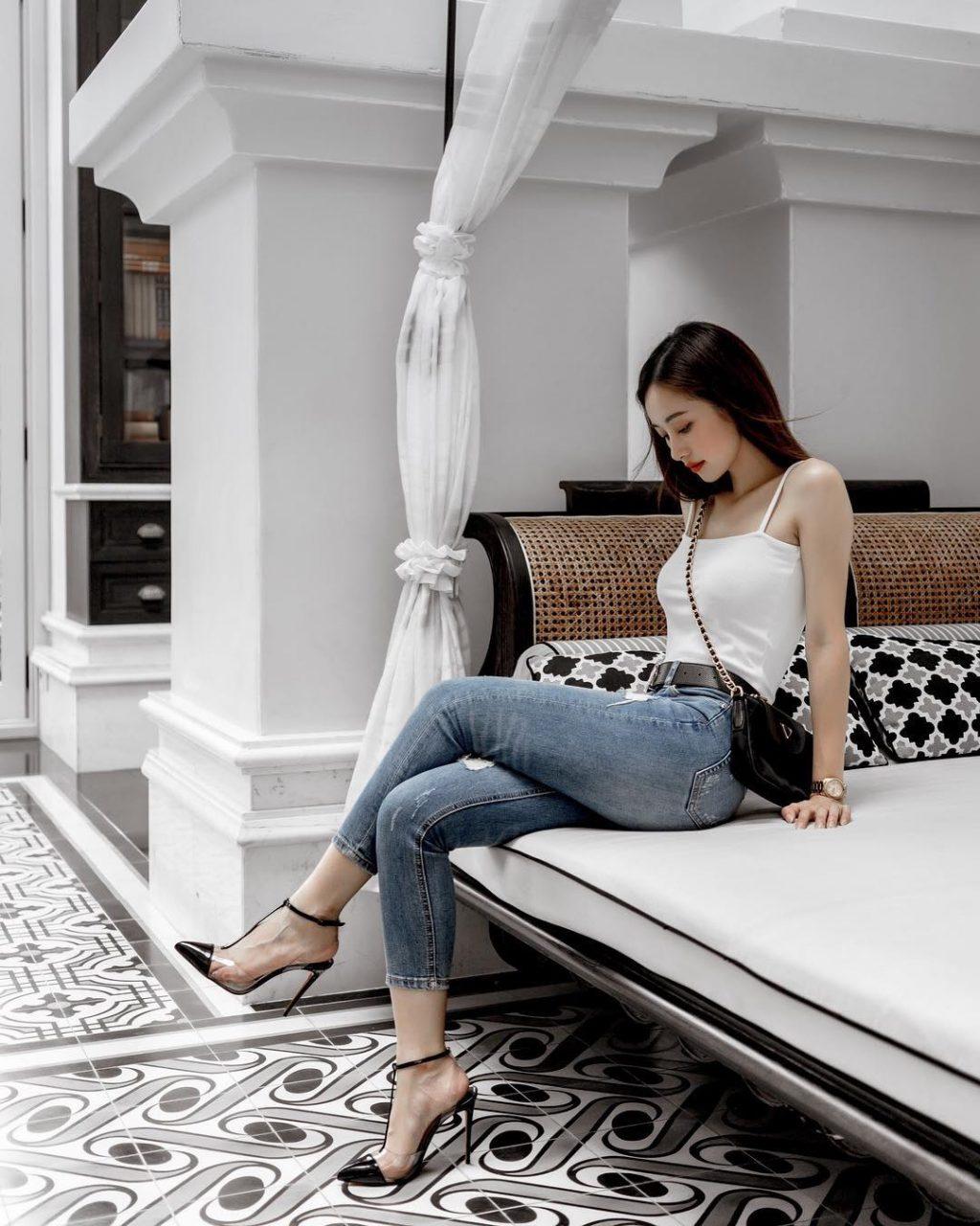 Thời trang sao Việt 14