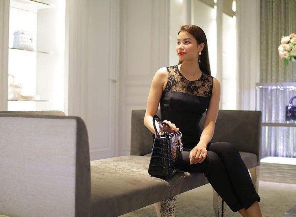 Thời trang sao Việt 2