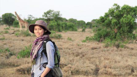 Trang Nguyễn - Bảo vệ động vật hoang dã là bảo vệ sự sinh tồn của loài người